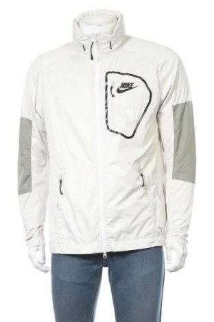 Pánská sportovní bunda  Nike, Velikost M, Barva Krémová, Polyester, Cena  1371,00Kč