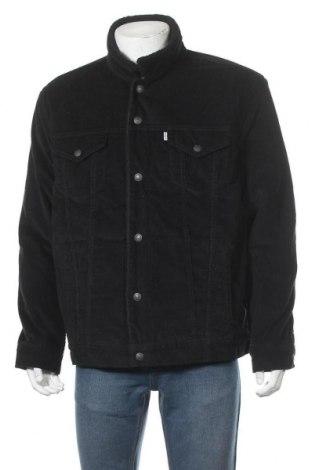 Pánská bunda  Levi's, Velikost XXL, Barva Černá, 67% bavlna, 33% polyester, Cena  1494,00Kč
