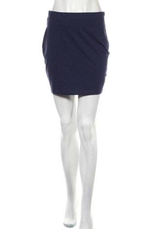 Φούστα Even&Odd, Μέγεθος M, Χρώμα Μπλέ, 95% βαμβάκι, 5% ελαστάνη, Τιμή 2,17€