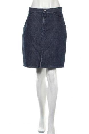 Пола Gap, Размер S, Цвят Син, 98% памук, 2% еластан, Цена 6,44лв.