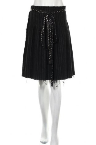 Sukně Max&Co., Velikost XS, Barva Černá, 71% vlna, 23% polyamide, 6% jiné tkaniva , Cena  934,00Kč