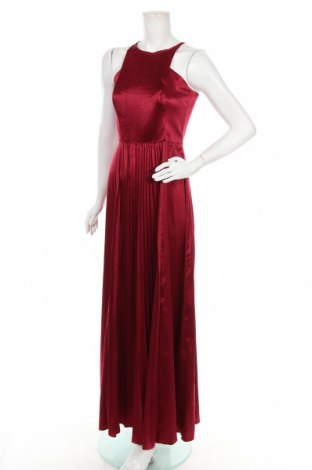 Šaty  Chi Chi, Velikost XS, Barva Červená, 95% polyester, 5% elastan, Cena  1225,00Kč