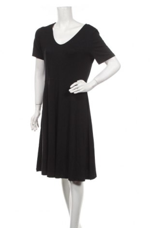 Šaty  Esprit, Velikost L, Barva Černá, 97% viskóza, 3% elastan, Cena  400,00Kč