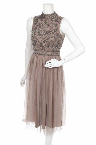 Šaty  Lace & Beads, Velikost M, Barva Béžová, Polyester, Cena  698,00Kč