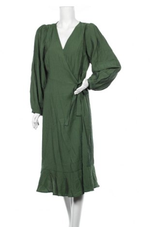 Šaty  Moves by Minimum, Velikost L, Barva Zelená, 80% viskóza, 20% polyester, Cena  756,00Kč