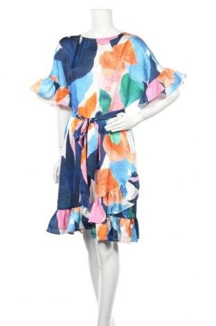 Рокля Never Fully Dressed, Размер XL, Цвят Многоцветен, Цена 61,50лв.
