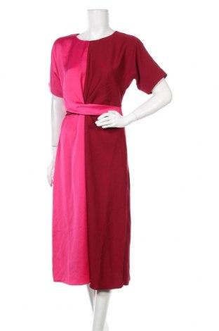 Šaty  Warehouse, Velikost M, Barva Růžová, Polyester, Cena  861,00Kč
