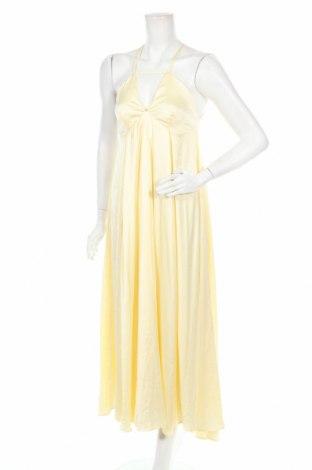Рокля Y.A.S, Размер S, Цвят Жълт, 96% полиестер, 4% еластан, Цена 22,61лв.