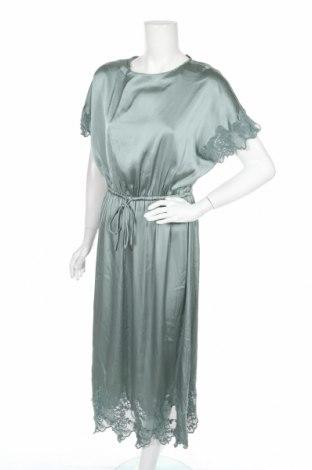 Šaty  Zara, Velikost M, Barva Zelená, Polyester, Cena  300,00Kč