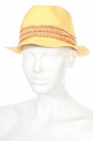 Καπέλο Esprit, Χρώμα Κίτρινο, Άλλα υλικά, Τιμή 5,36€