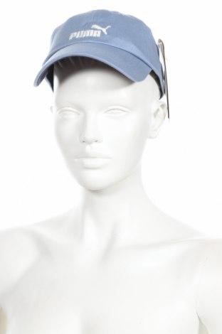 Καπέλο PUMA, Χρώμα Μπλέ, 96% βαμβάκι, 4% ελαστάνη, Τιμή 12,06€
