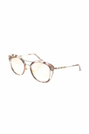 Слънчеви очила Burberry, Цвят Кафяв, Цена 216,00лв.