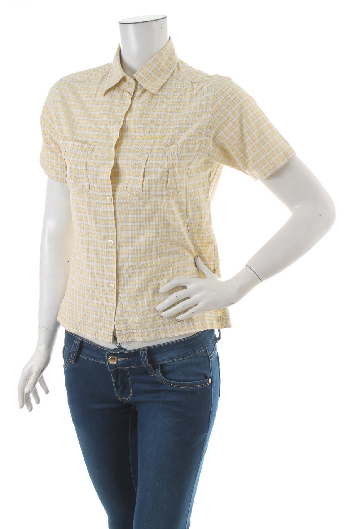 Γυναικείο πουκάμισο Campus, Μέγεθος S, Τιμή 8,66€