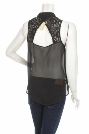 Γυναικείο πουκάμισο Kirra, Μέγεθος S, Χρώμα Μαύρο, Τιμή 9,28€