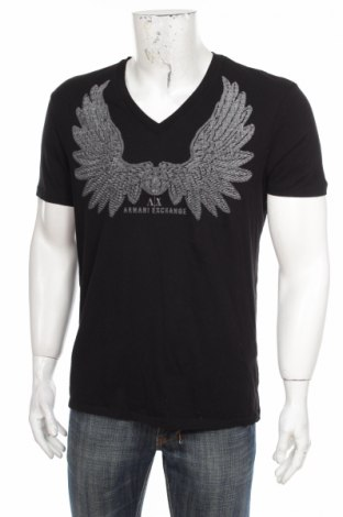 Męski T-shirt Armani Exchange