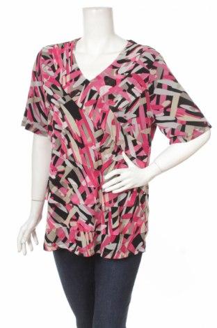 Дамска блуза Beme, Размер S, Цвят Многоцветен, Полиамид, Цена 4,00лв.