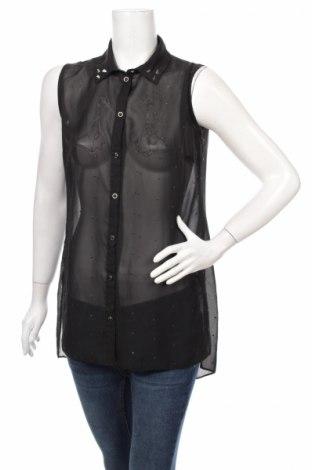 Γυναικείο πουκάμισο Atmosphere, Μέγεθος M, Χρώμα Μαύρο, Τιμή 5,75€