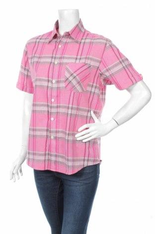 Γυναικείο πουκάμισο Bossini, Μέγεθος S, Χρώμα Πολύχρωμο, Βαμβάκι, Τιμή 3,68€