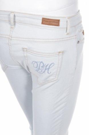 Дамски дънки Pedro Del Hierro, Размер M, Цвят Син, 98% памук, 2% еластан, Цена 59,80лв.