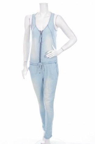Salopetă jeans de femei Reserved