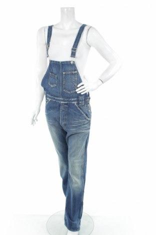 Salopetă jeans de femei Replay
