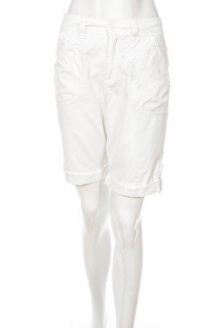 Γυναικείο κοντό παντελόνι Flash, Μέγεθος S, Χρώμα Λευκό, 55% πολυαμίδη, 45% βαμβάκι, Τιμή 3,90€