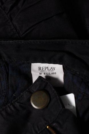 Дамски панталон Replay, Размер XS, Цвят Кафяв, Памук, Цена 22,54лв.