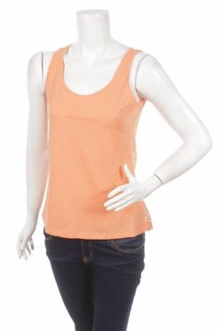Γυναικείο αμάνικο μπλουζάκι Esisto, Μέγεθος M, Χρώμα Πορτοκαλί, 100% βαμβάκι, Τιμή 4,27€