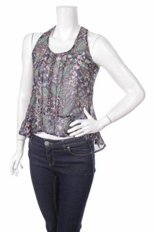 Γυναικείο αμάνικο μπλουζάκι Lush, Μέγεθος S, Χρώμα Πολύχρωμο, Πολυεστέρας, Τιμή 1,59€