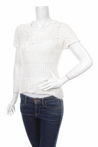 Γυναικείο πουλόβερ Tippy, Μέγεθος M, Χρώμα Λευκό, 30% μοντάλ, 40%ακρυλικό, 30% πολυαμίδη, Τιμή 12,27€