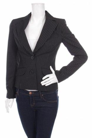 Dámske sako  Ariston S, Veľkosť XS, Farba Čierna, 50% polyester, 47% viskóza, 3% elastan, Cena  23,20€