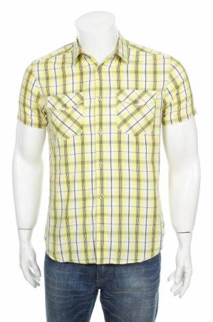 Pánska košeľa  H&M, Veľkosť M, Farba Žltá, 100% bavlna, Cena  2,22€