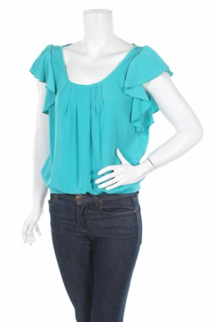 Γυναικεία μπλούζα Ann Christine, Μέγεθος S, Χρώμα Μπλέ, Πολυεστέρας, Τιμή 4,19€