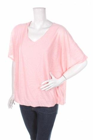 Дамска блуза Beme, Размер M, Цвят Розов, Вискоза, полиестер, Цена 5,00лв.