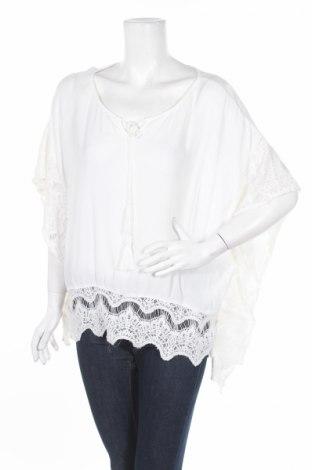 Дамска блуза Cha Cha, Размер M, Цвят Бял, Памук, Цена 5,60лв.