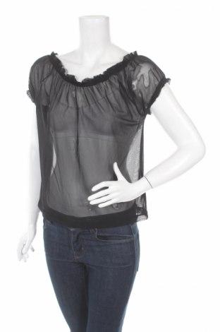 Γυναικεία μπλούζα Isabell Kristensen, Μέγεθος XL, Χρώμα Μαύρο, 91% πολυαμίδη, 9% ελαστάνη, Τιμή 6,37€