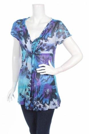 Дамска блуза Liv, Размер M, Цвят Син, Цена 4,93лв.