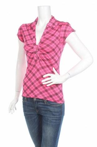 Γυναικεία μπλούζα Melrose, Μέγεθος M, Χρώμα Ρόζ , 95% βισκόζη, 5% ελαστάνη, Τιμή 2,78€
