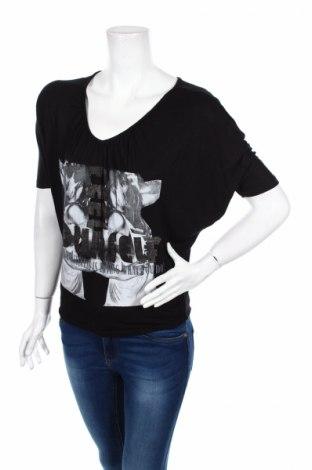Дамска блуза Yes Or No, Размер XS, Цвят Черен, Цена 8,45лв.
