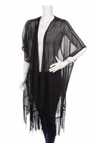 Γυναικεία ζακέτα, Μέγεθος XXL, Χρώμα Μαύρο, Τιμή 12,93€