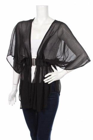 Γυναικεία ζακέτα H&M, Μέγεθος XS, Χρώμα Μαύρο, 100% πολυεστέρας, Τιμή 10,82€