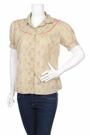 Дамска риза Atmosphere, Размер L, Цвят Многоцветен, Памук, Цена 8,45лв.