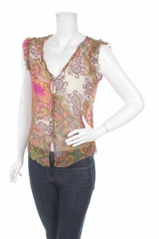 Дамска риза Creator, Размер L, Цвят Многоцветен, Полиестер, Цена 5,50лв.