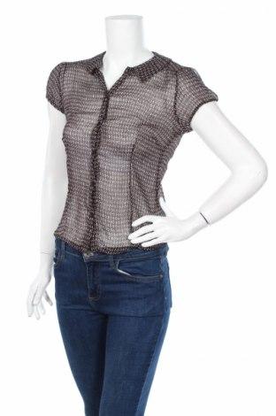 Дамска риза H&M, Размер S, Цвят Кафяв, Цена 4,00лв.