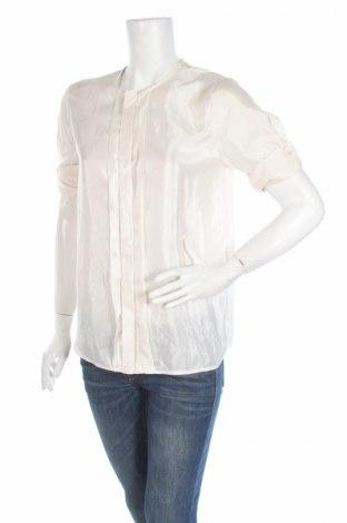 Дамска риза H&M, Размер XS, Цвят Бял, Полиестер, Цена 4,60лв.