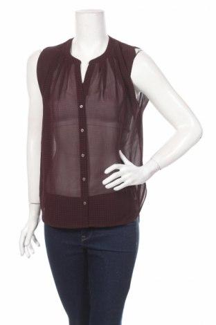 Дамска риза H&M, Размер S, Цвят Червен, Цена 4,50лв.