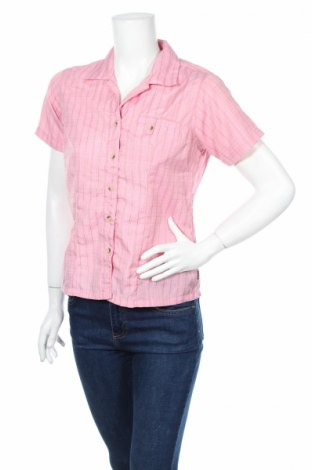 Дамска риза Icepeak, Размер M, Цвят Розов, 90% полиестер, 10% вискоза, Цена 5,25лв.