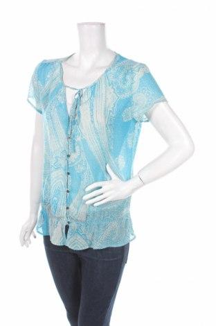 Дамска риза Mexx, Размер M, Цвят Син, Полиестер, Цена 4,50лв.