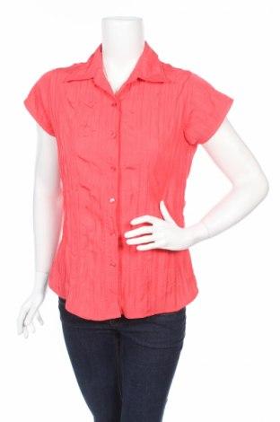 Дамска риза Okay, Размер M, Цвят Розов, Полиестер, Цена 4,75лв.