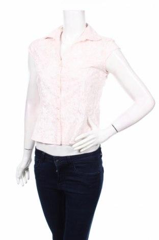 Дамска риза Staccato, Размер S, Цвят Розов, 60% памук, 40% вискоза, Цена 4,56лв.